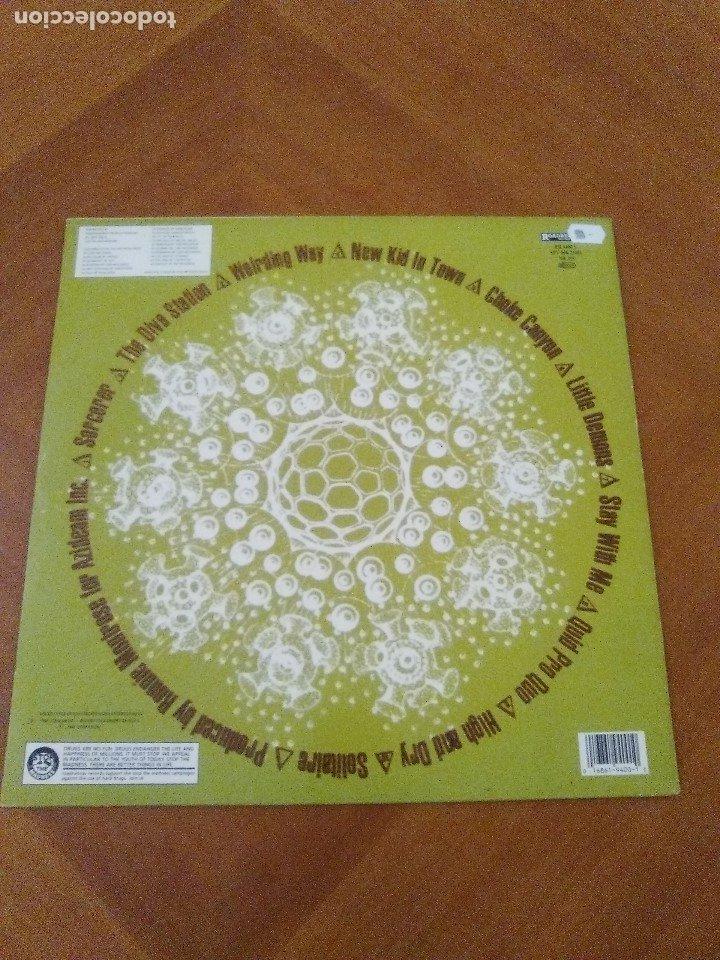 Discos de vinilo: LOTE 3 LPS. RONNIE MONTROSE.THE DIVA STATION. MONTROSE. M. MAHOGANY RUSH. IV. - Foto 16 - 173986303