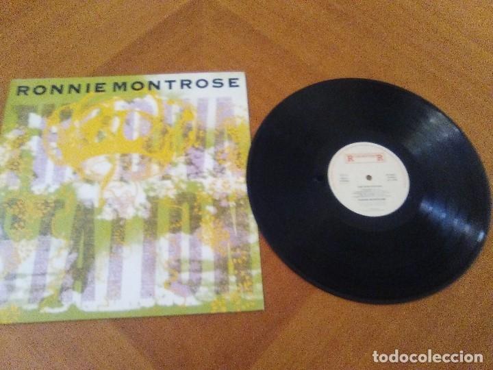 Discos de vinilo: LOTE 3 LPS. RONNIE MONTROSE.THE DIVA STATION. MONTROSE. M. MAHOGANY RUSH. IV. - Foto 17 - 173986303