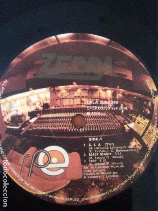 Discos de vinilo: LOTE 3 LPS. ZEBRA/VENOM.CALM BEFORE THE STORM/WHITE LION.PRIDE. - Foto 8 - 173987394