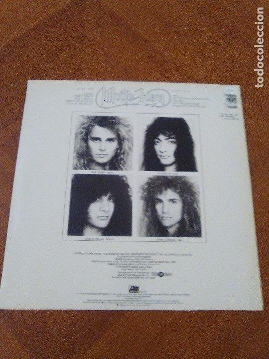 Discos de vinilo: LOTE 3 LPS. ZEBRA/VENOM.CALM BEFORE THE STORM/WHITE LION.PRIDE. - Foto 10 - 173987394