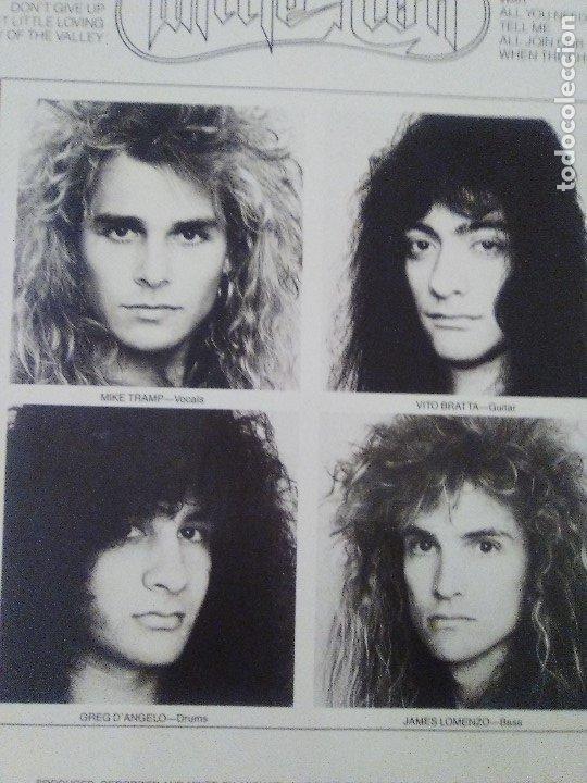 Discos de vinilo: LOTE 3 LPS. ZEBRA/VENOM.CALM BEFORE THE STORM/WHITE LION.PRIDE. - Foto 11 - 173987394