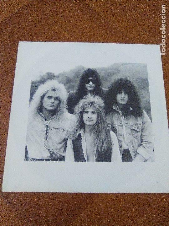 Discos de vinilo: LOTE 3 LPS. ZEBRA/VENOM.CALM BEFORE THE STORM/WHITE LION.PRIDE. - Foto 12 - 173987394