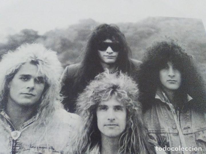 Discos de vinilo: LOTE 3 LPS. ZEBRA/VENOM.CALM BEFORE THE STORM/WHITE LION.PRIDE. - Foto 13 - 173987394