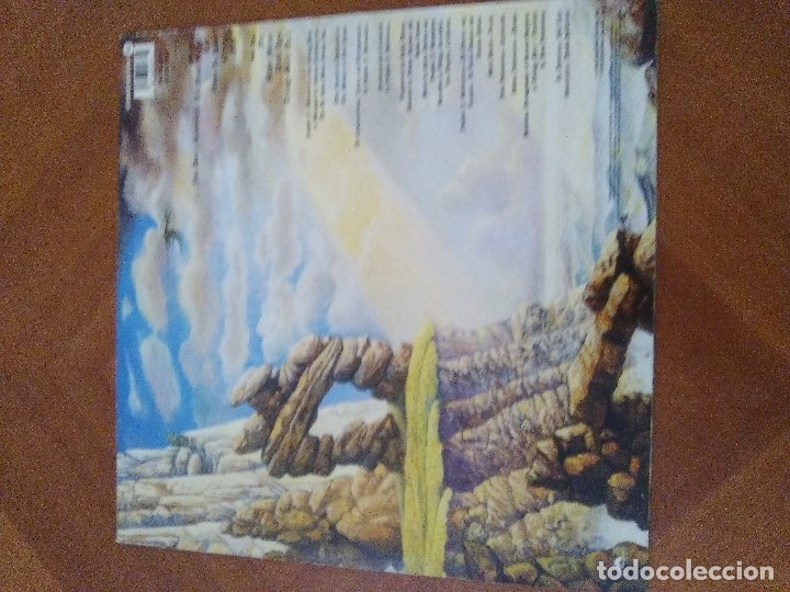 Discos de vinilo: LOTE 3 LPS. YNGWIE J. MALMSTEEN´S. RISING FORCE/TRILOGY/RISING FORCE MARCHING OUT. - Foto 5 - 173989049