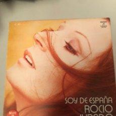 Discos de vinilo: LP ROCIO JURADO : SOY DE ESPAÑA. Lote 173991457