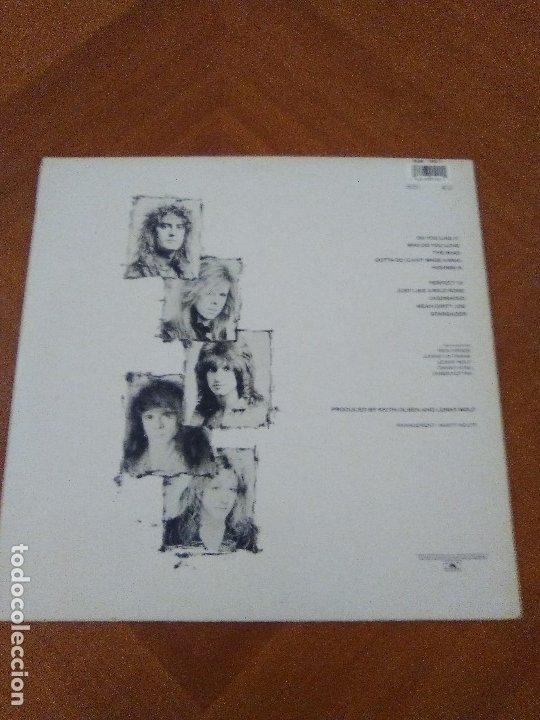 Discos de vinilo: LOTE 3 LPS.JOEY TAFOLLA.Out Of The Sun(JAG PANZER)/KINGDOM COME.IN YOUR FACE/DAVID LEE ROTH.SKYSCRAP - Foto 3 - 173991642