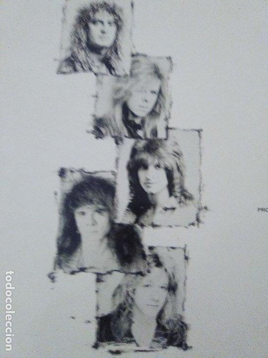Discos de vinilo: LOTE 3 LPS.JOEY TAFOLLA.Out Of The Sun(JAG PANZER)/KINGDOM COME.IN YOUR FACE/DAVID LEE ROTH.SKYSCRAP - Foto 4 - 173991642