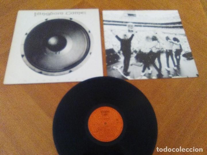Discos de vinilo: LOTE 3 LPS.JOEY TAFOLLA.Out Of The Sun(JAG PANZER)/KINGDOM COME.IN YOUR FACE/DAVID LEE ROTH.SKYSCRAP - Foto 7 - 173991642