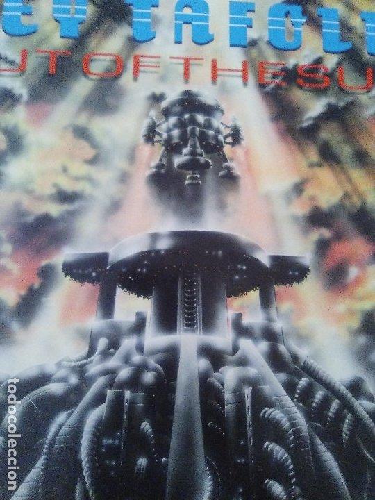 Discos de vinilo: LOTE 3 LPS.JOEY TAFOLLA.Out Of The Sun(JAG PANZER)/KINGDOM COME.IN YOUR FACE/DAVID LEE ROTH.SKYSCRAP - Foto 10 - 173991642