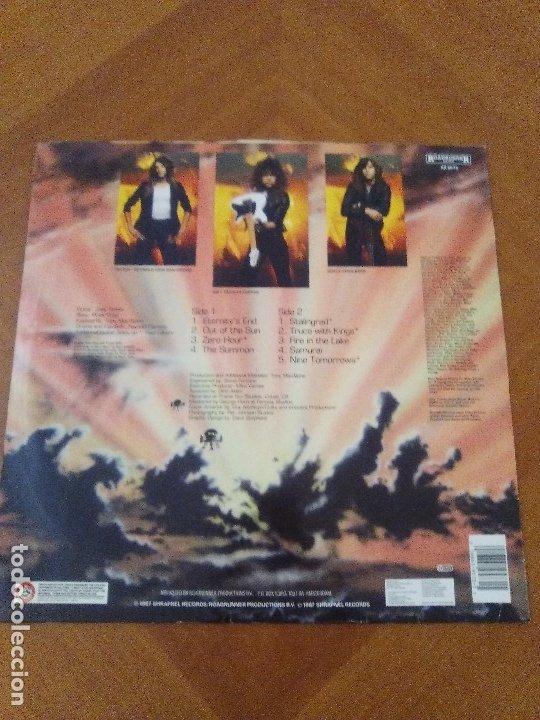 Discos de vinilo: LOTE 3 LPS.JOEY TAFOLLA.Out Of The Sun(JAG PANZER)/KINGDOM COME.IN YOUR FACE/DAVID LEE ROTH.SKYSCRAP - Foto 11 - 173991642