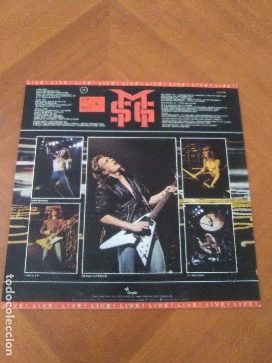 Discos de vinilo: LOTE 2 LPS. THE MICHAEL SCHENKER GROUP.ROCK WILL NEVER DIE/MAGNUM.VIGILANTE. - Foto 4 - 173992163