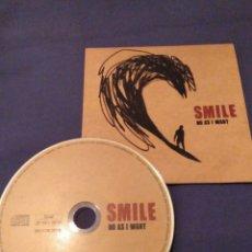 Discos de vinilo: SMILE. DO AS I WANT (CD). Lote 173998902