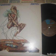 Discos de vinilo: GOLDEN EARRING SWITCH(1975-TRACK RECORDS) OG USA +ENCARTE Y LETRAS HARD ROCK. Lote 174003840