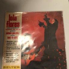 Discos de vinilo: LOLA FLORES. Lote 174008283