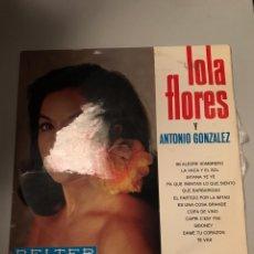 Discos de vinilo: LOLA FLORES. Lote 174008304