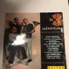 Discos de vinilo: LOS SUDAMERICANOS. Lote 174008745