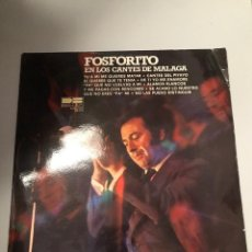 Discos de vinilo: FOSFORITO. Lote 174009155
