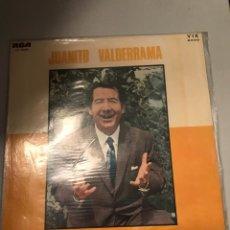 Discos de vinilo: JUANITO VALDERRAMA. Lote 174009280