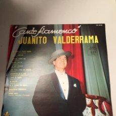Discos de vinilo: JUANITO VALDERRAMA. Lote 174009554