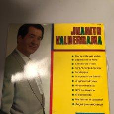 Discos de vinilo: JUANITO VALDERRAMA. Lote 174009763