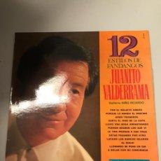 Discos de vinilo: JUANITO VALDERRAMA. Lote 174009834