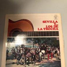 Discos de vinilo: LA TROCHA. Lote 174010045