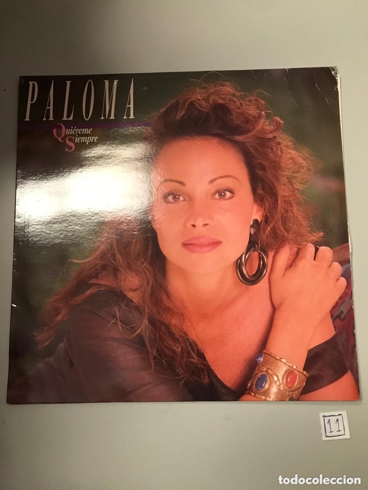 PALOMA (Música - Discos - LP Vinilo - Otros estilos)