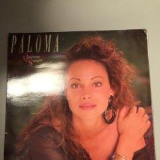 Discos de vinilo: PALOMA. Lote 174011905