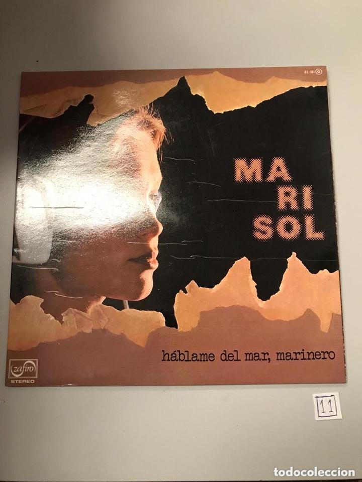 MARISOL (Música - Discos - LP Vinilo - Flamenco, Canción española y Cuplé)