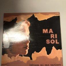 Discos de vinilo: MARISOL. Lote 174012268