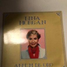 Discos de vinilo: LINA MORGAN. Lote 174012387