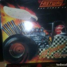 Discos de vinilo: FASTWAY - ALL FIRE UO COPIA USA. Lote 174014443