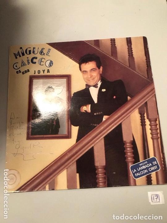 MIGUEL CAICEO (Música - Discos - LP Vinilo - Otros estilos)