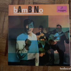 Discos de vinilo: BAMBINO – BAMBINO SELLO: COLUMBIA – CP 9008 FORMATO: VINYL, LP, ALBUM PAÍS: SPAIN FECHA: 1967 . Lote 174015109