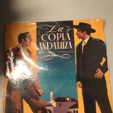 Discos de vinilo: LA COPLA ANDALUZA. Lote 174015418