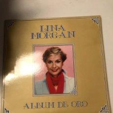 Discos de vinilo: LINA MORGAN. Lote 174015504