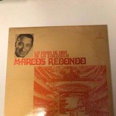 Discos de vinilo: MARCOS REDONDO. Lote 174016153
