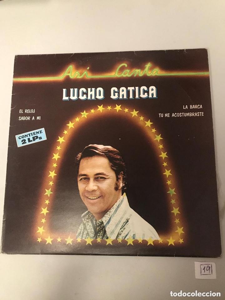 LUCHO GATICA (Música - Discos - LP Vinilo - Otros estilos)