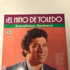 Discos de vinil: EL NIÑO DE TOLEDO. Lote 174016669