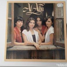 Discos de vinilo: AL ALBA CANTA! 1979 LP VINILO. Lote 174020118