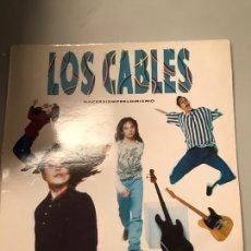 Discos de vinilo: LOS CABLES. Lote 174021688