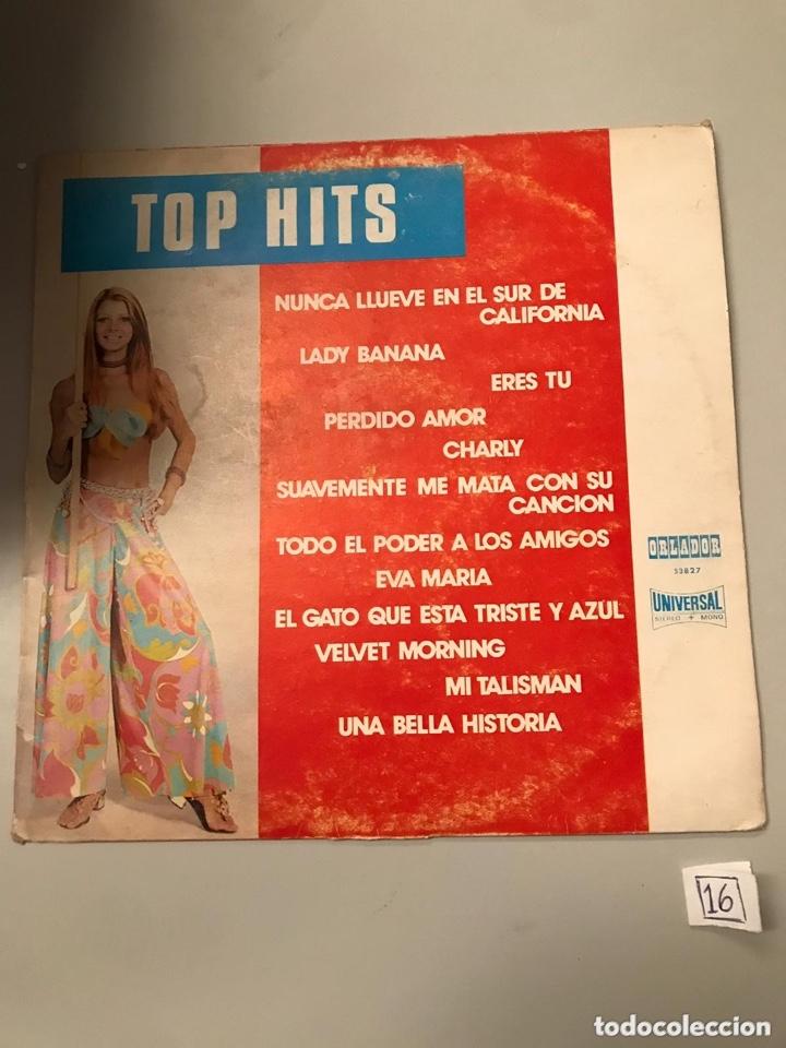 TOP HITS (Música - Discos - LP Vinilo - Otros estilos)