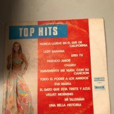 Discos de vinilo: TOP HITS. Lote 174022075