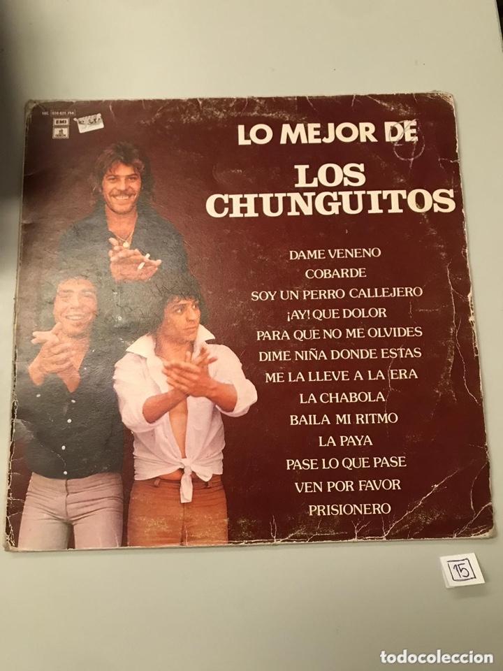 LOS CHUNGUITOS (Música - Discos - LP Vinilo - Flamenco, Canción española y Cuplé)