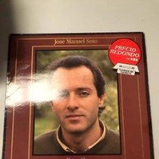 Discos de vinilo: JOSÉ MANUEL SOTO. Lote 174022804