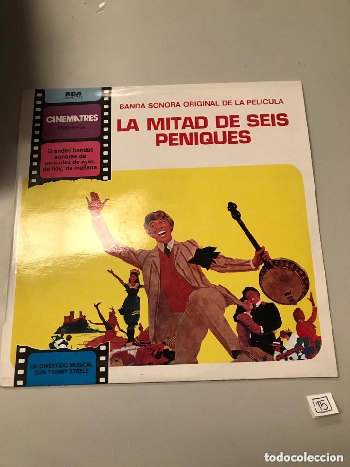 LA MITAD DE 6 PENIQUES (Música - Discos - LP Vinilo - Otros estilos)