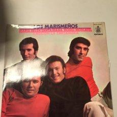 Discos de vinilo: LOS MARISMEÑOS. Lote 174023190