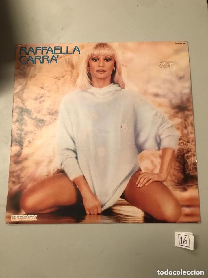RAFFAELLA CARRA (Música - Discos - LP Vinilo - Otros estilos)