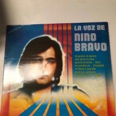 Discos de vinilo: NINO BRAVO. Lote 174026024
