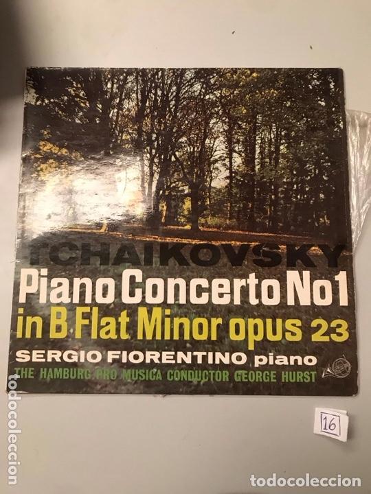 PIANO CONCENTRO (Música - Discos - LP Vinilo - Clásica, Ópera, Zarzuela y Marchas)
